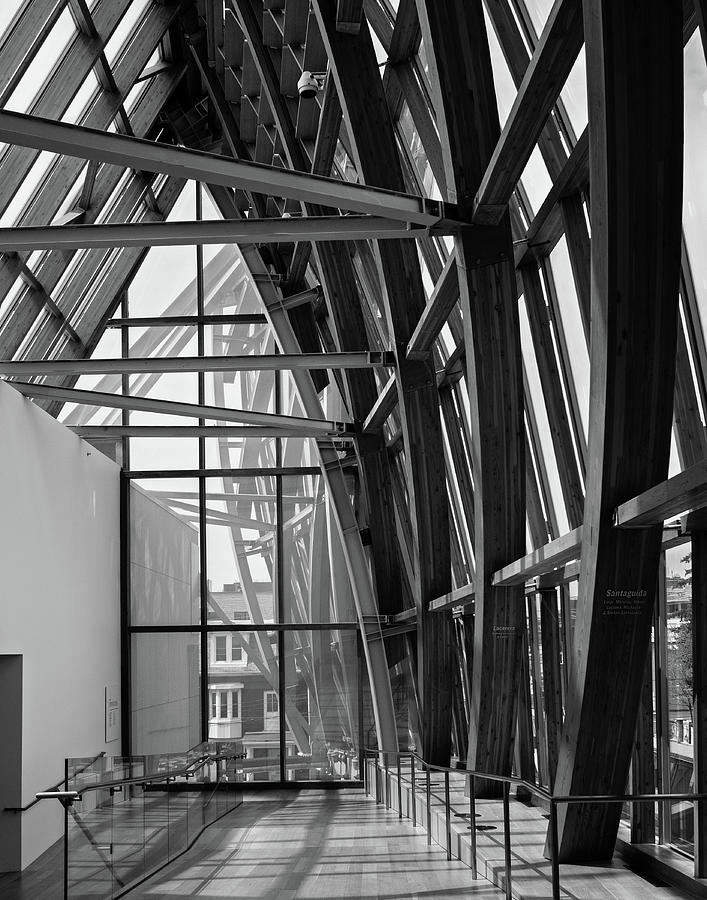 Abstract Architecture - AGO Toronto by Shankar Adiseshan