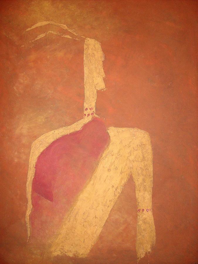 Acacos Painting by Khalil Gammoudi