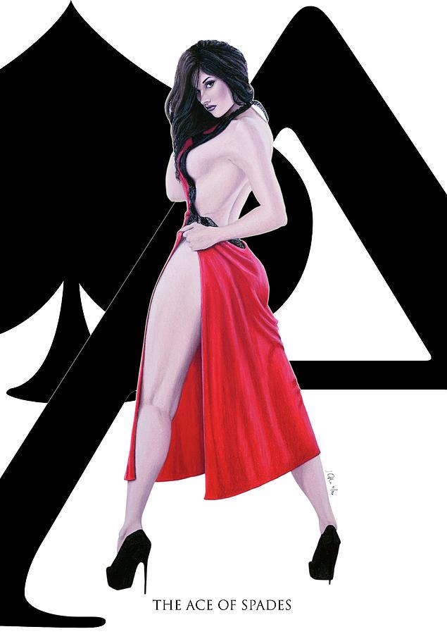 Ace Of Spades by Joseph Ogle