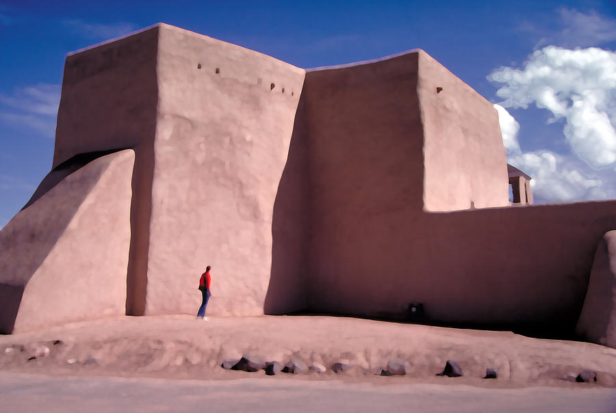 ranchos de taos women Two graces taos an affordable art  why don't you include the businesses in ranchos de taos  in 1939 she was one of the few women artists of taos.