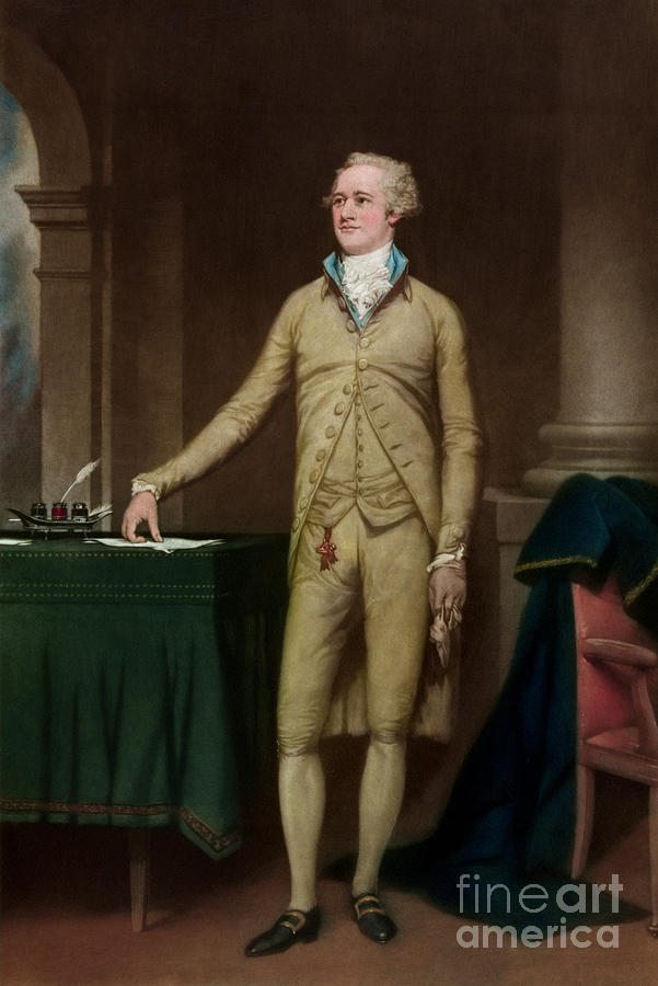 alexander hamilton essay Constitutional convention proposal ­ alexander hamilton the aftermath of the revolutionary war left colonists with a crippled economy and a central.