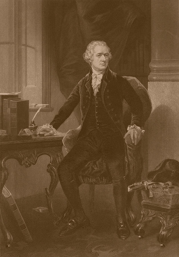 alexander hamilton and his views and principles --alexander hamilton, the federalist papers, no 85 after the revolutionary war, many americans realized that the government established by the articles of confederation was not working america needed a new form of government it had to be strong enough to maintain national unity over a large geographic area, but not so.