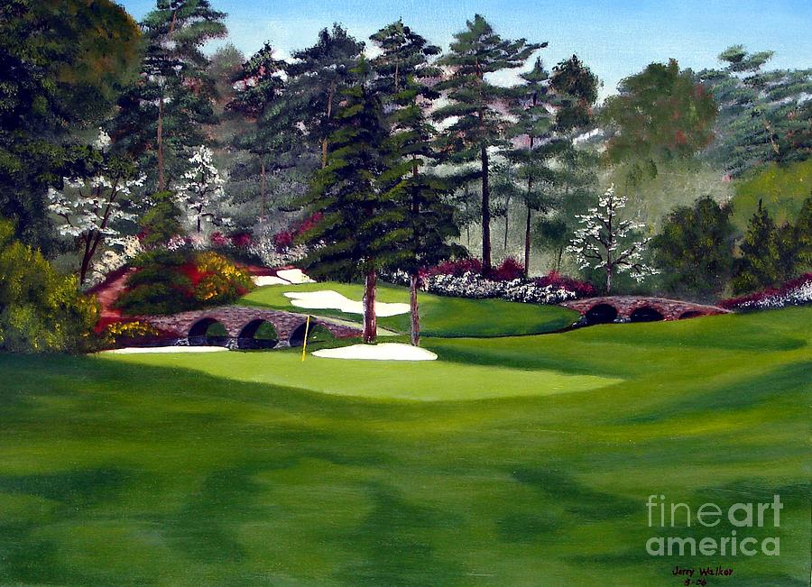 Amen Corner Painting By Jerry Walker