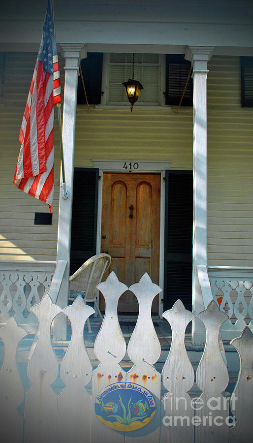 American Porch by Jost Houk