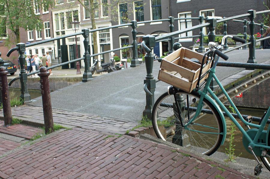 Amsterdam 37 by Steve Breslow