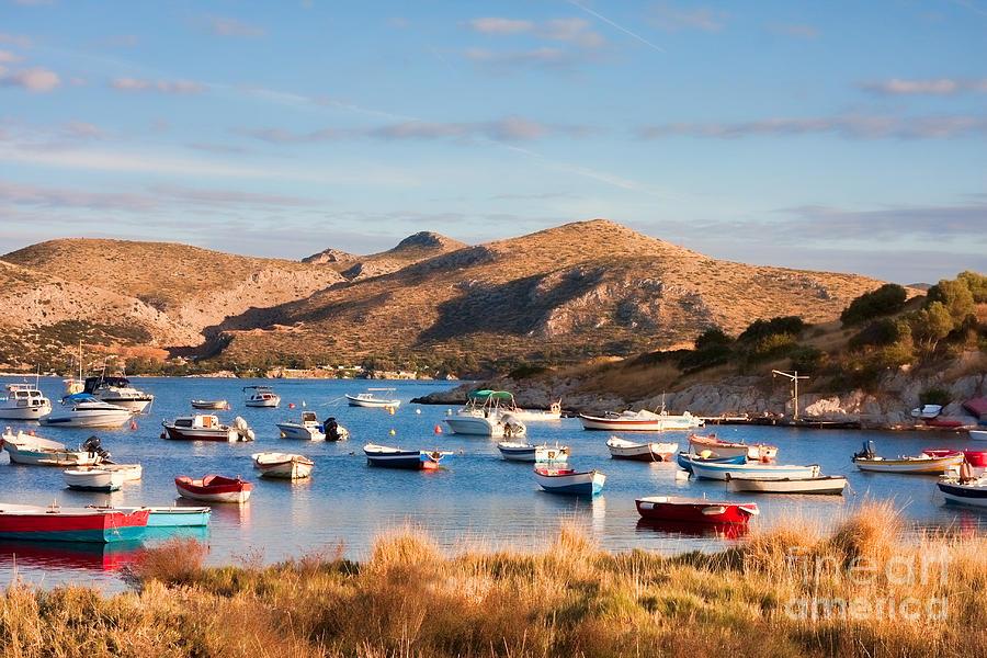 Greece Photograph - Anavyssos Bay by Gabriela Insuratelu