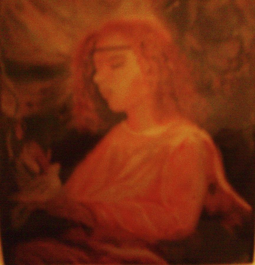 Painting - Angel by Helen Vanterpool