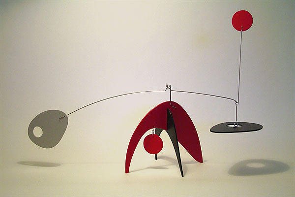 Mobile Sculpture - Animo Stabile by Julie Frith