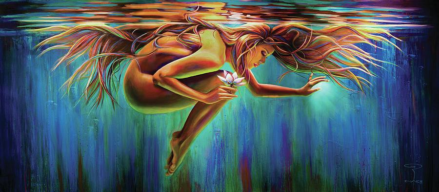 Aquarian Rebirth by Robyn Chance