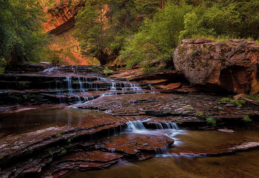 Archangel Falls by Dave Koch
