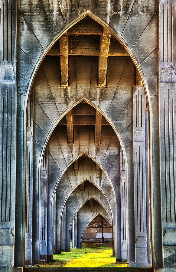 Arches For Days Photograph