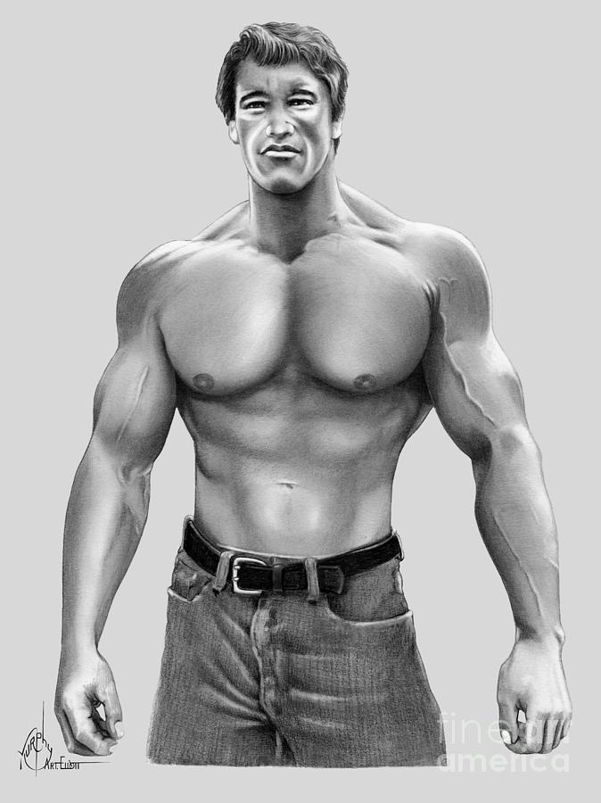 Arnold Schwarzenegger Bodybuilding Photo Poster Wall Print Arnie Mr Universe 05