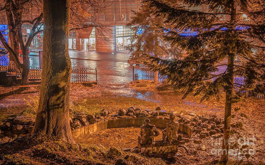 Landscape Photograph - Artists by Lyudmila Prokopenko