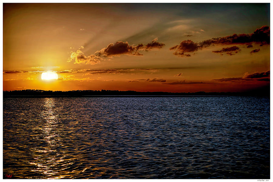 At Days End by Rogermike Wilson