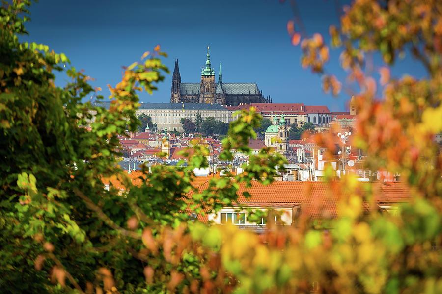 Autumn in Prague by Robert Davis
