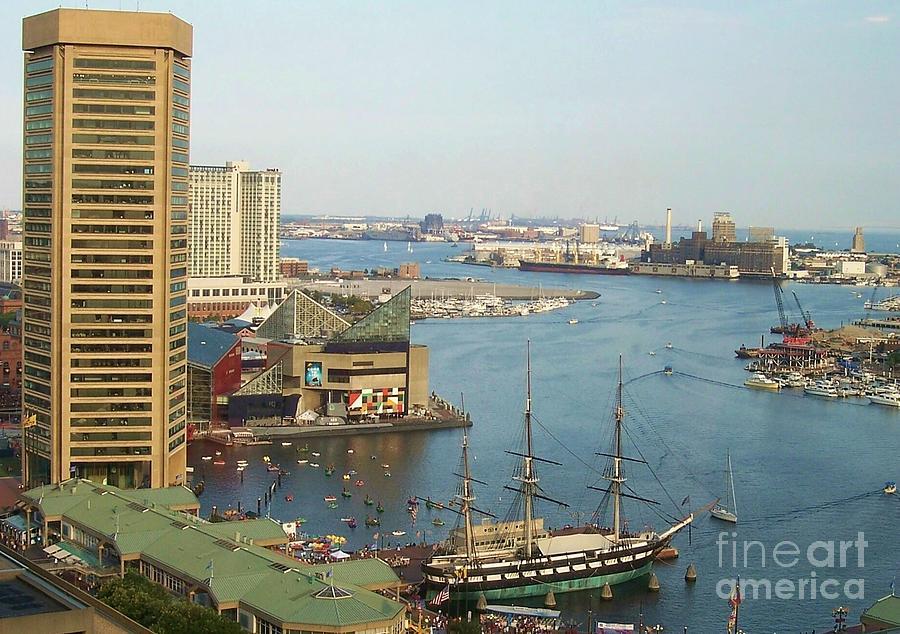 Baltimore Photograph - Baltimore by Debbi Granruth