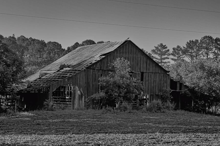 Barn Photograph - Barn Hdr by Jason Blalock