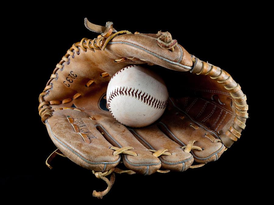 Sport Photograph - Baseball by Felix M Cobos
