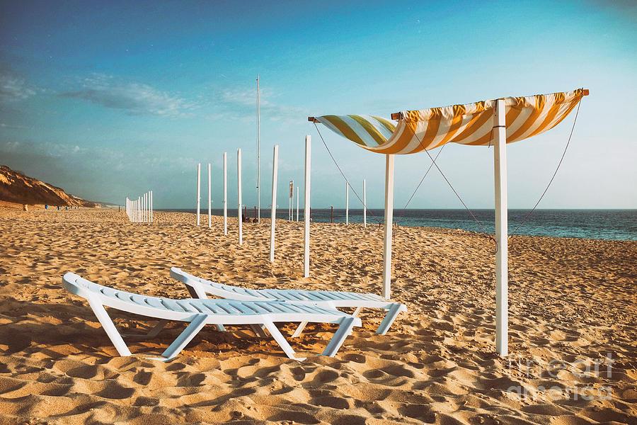 Cruise Photograph - Beach Shader by Carlos Caetano