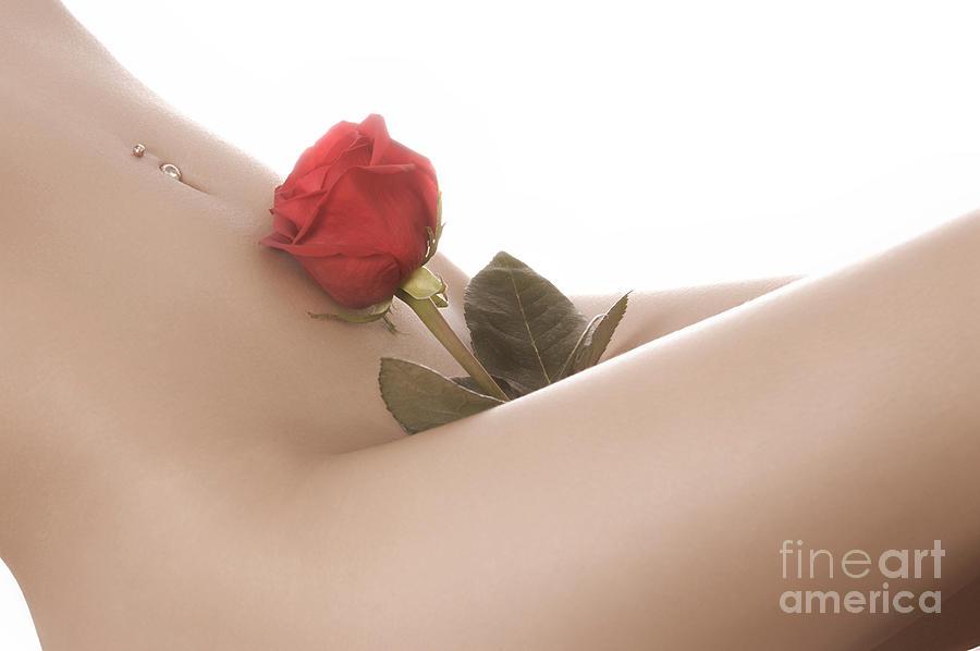 Beautiful Photograph - Beautiful Female Body by Oleksiy Maksymenko