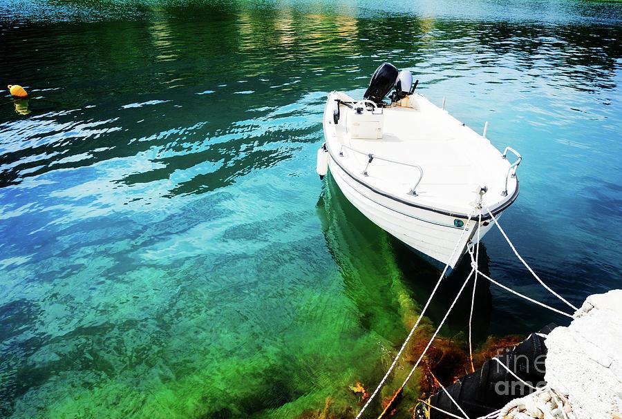 Zakynthos Photograph - Greek Vacations by Anastasy Yarmolovich