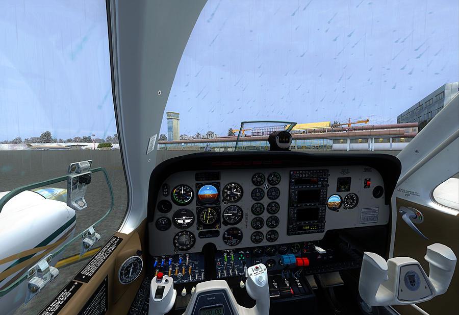 Beechcraft B58 Baron