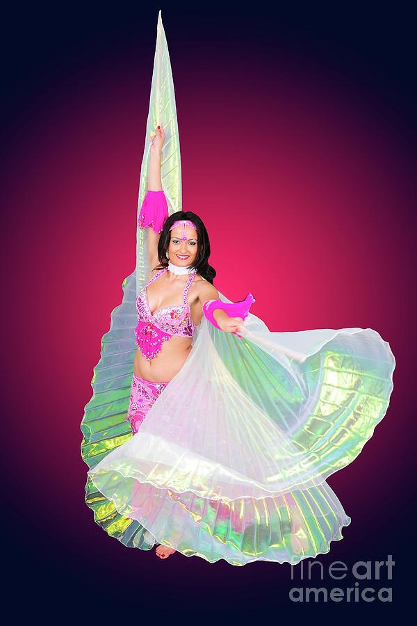 Belly Dance Photograph - Belly Dancer  by Ilan Rosen