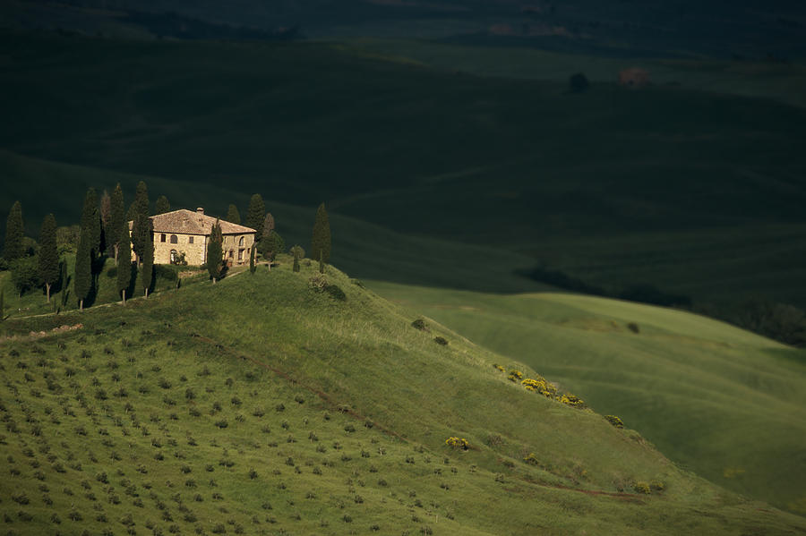 Italy Photograph - Belvedere House by Andrew Soundarajan