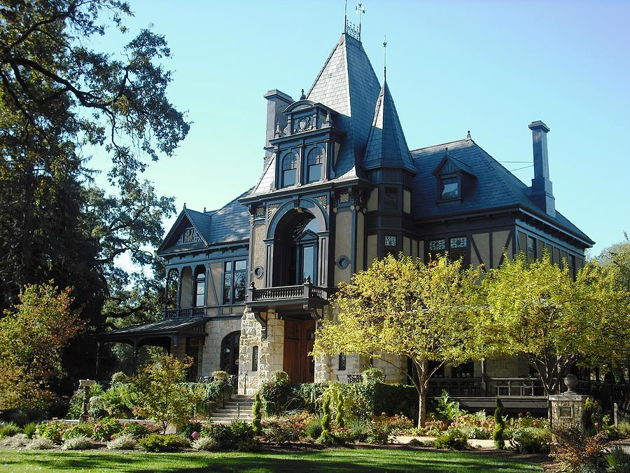 Beringer Brothers Winery Saint Helena by Kelly Manning