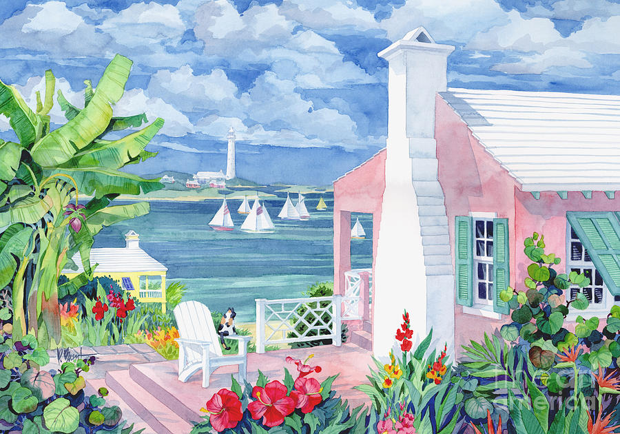 Peggy's Cove Harbor Painting by Raymond Edmonds |Painting Artist Directory Cove