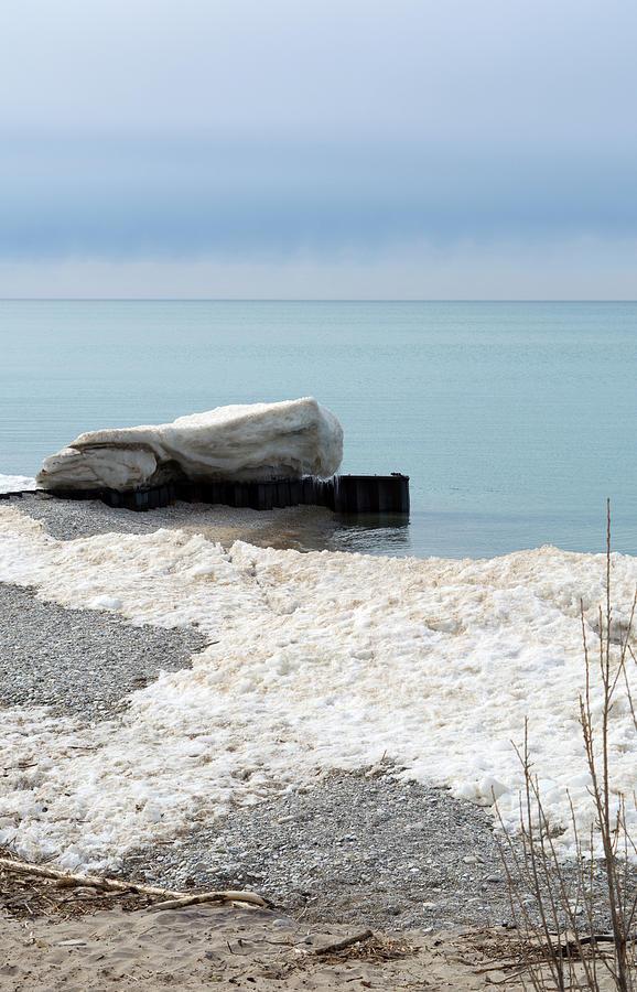 Bit Of Ice Photograph