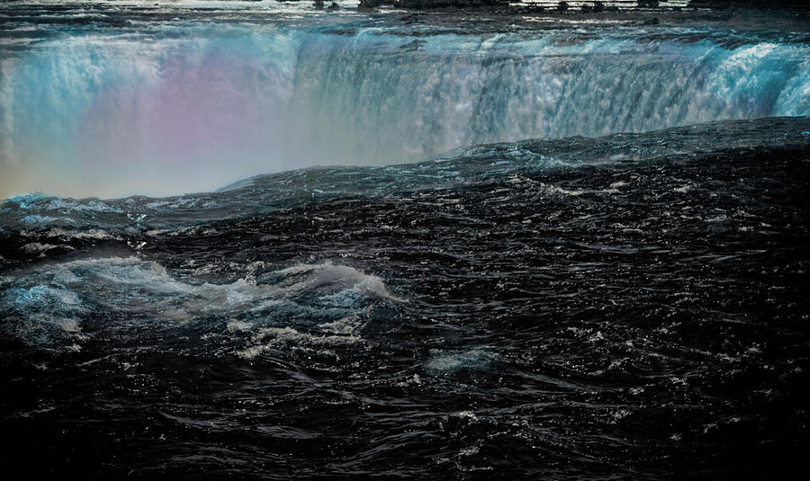 Black Niagara by Richard Ricci