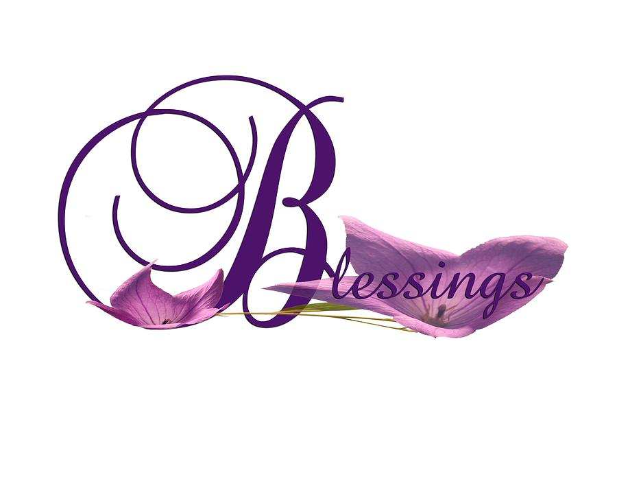 Blessings by Ann Lauwers
