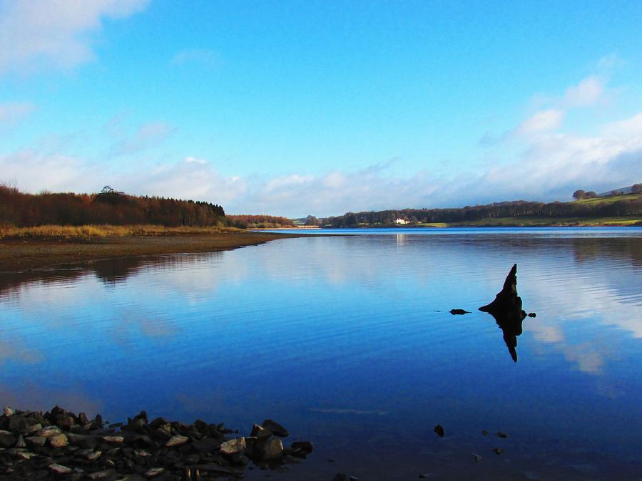 Blessington Lakes Photograph - Blessington Lakes by Paula OSullivan