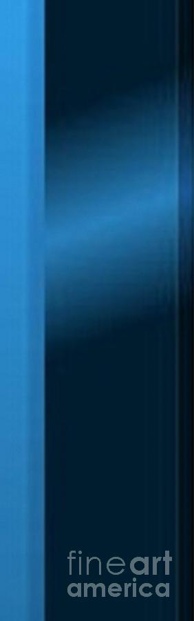 Digital Digital Art - Blu Effect by Archangelus Gallery