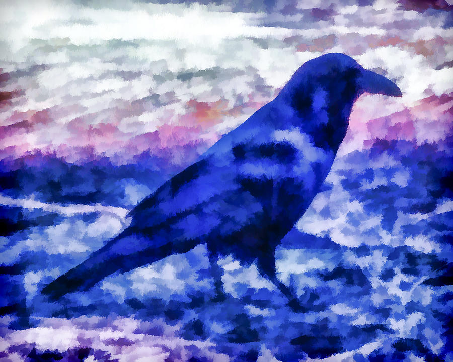 Blue Crow by Priya Ghose