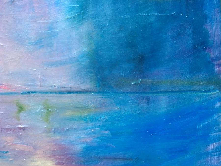 Blue Water by Beverly Smith