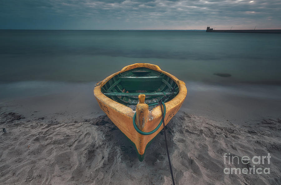 Boat From Hel Photograph