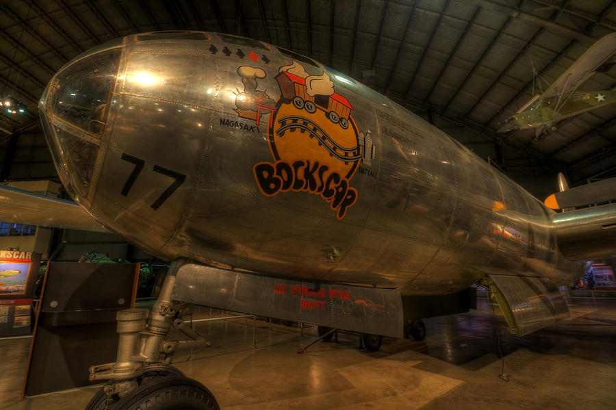 Bock's Car B-29 by David Dufresne