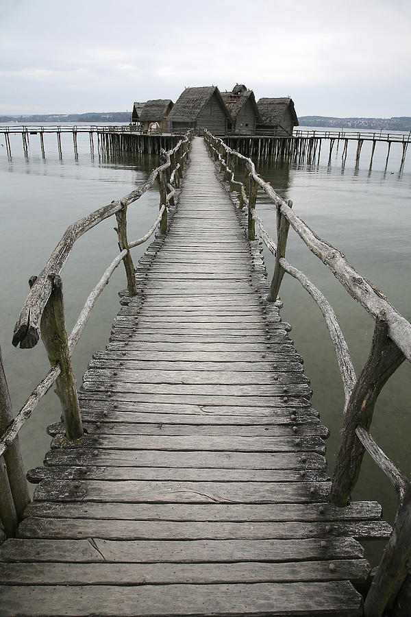 Bodensee walkway by Marcus Best