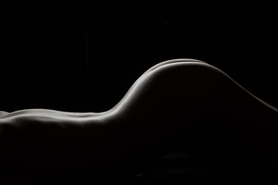 Bodyscape 254 by Michael Fryd