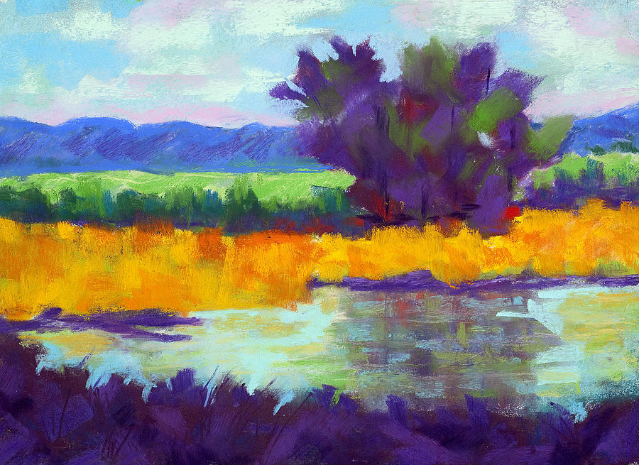 Bold Pastel - Bold And Beautiful by Diana Tripp