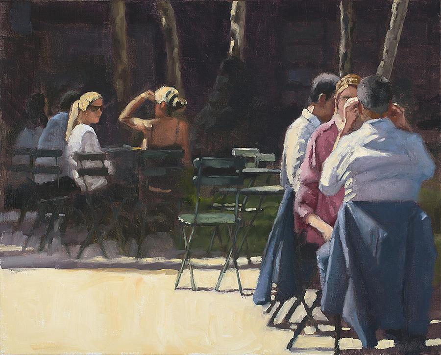 Break Time by Tate Hamilton