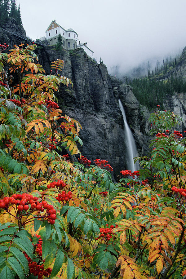 Bridal Veil Falls by Whit Richardson