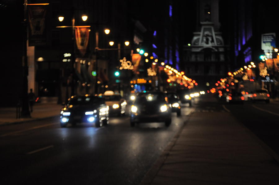 Broad Photograph - Broad Street by Brynn Ditsche