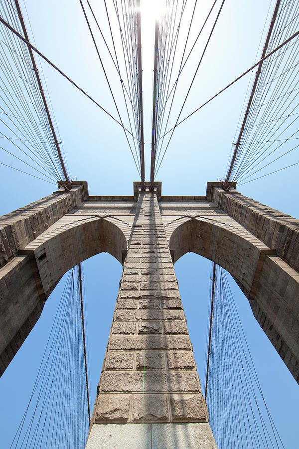 Brooklyn Bridge by John Magyar Photography