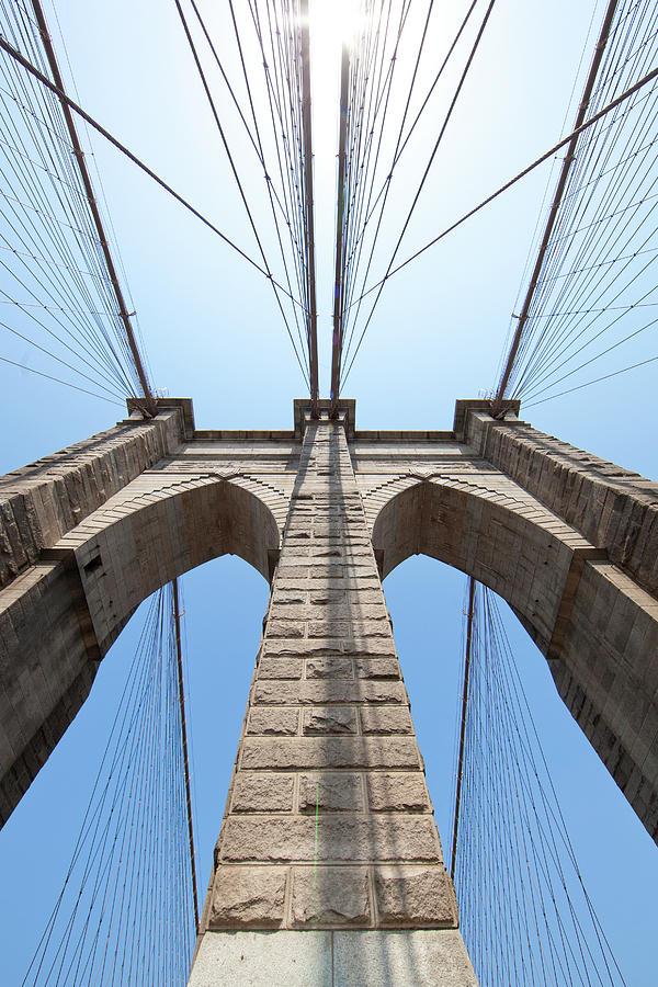 Brooklyn Bridge by John Magyar Photography