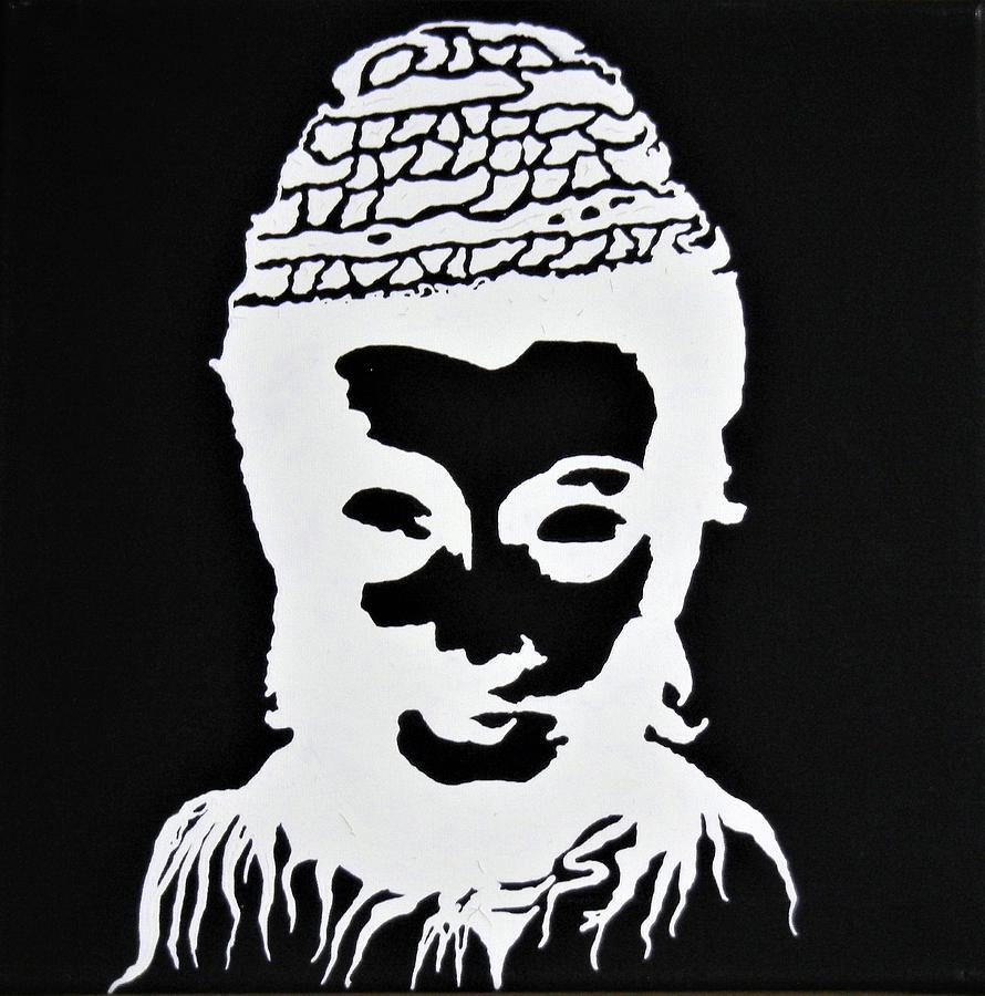 Buddha Xvi Mixed Media