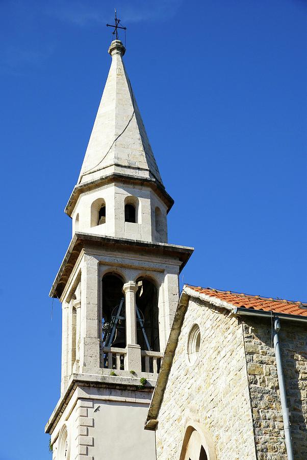 Travel Photograph - Budva, Montenegro  by Ruth Hofshi