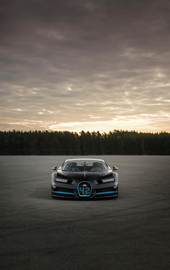 a278bf8106 Bugatti Chiron Photograph by George Williams
